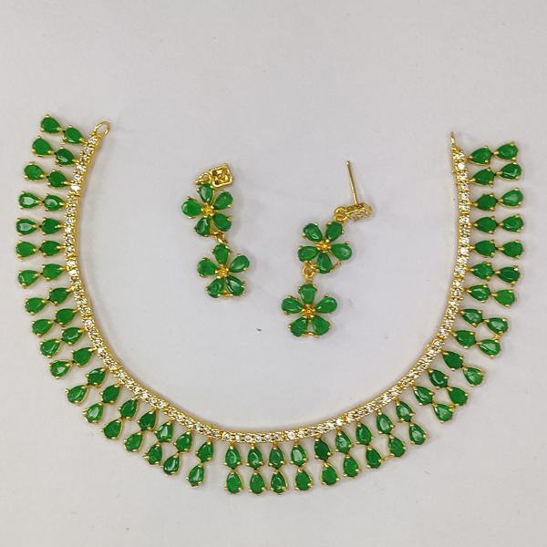 Gorgeous Necklace and Earring Combo (AD)