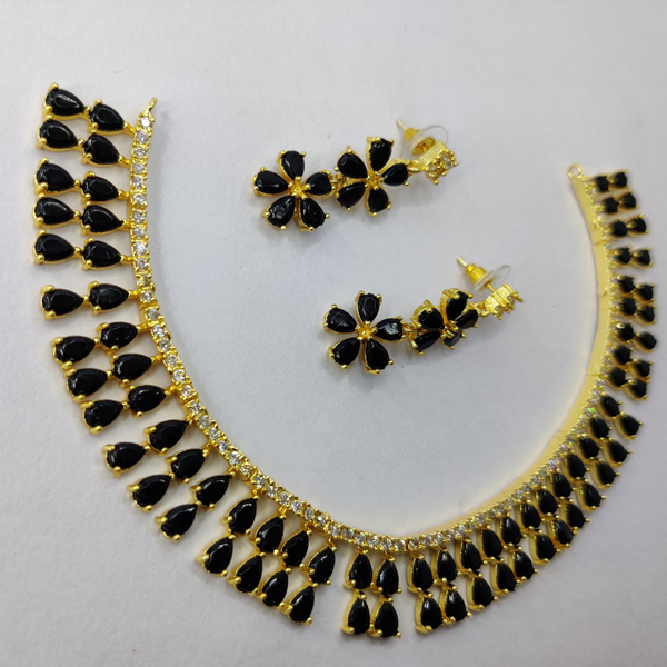 Beautiful Necklace and Earring combo (AD)